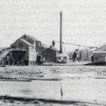 A.J. Murphy Lumber Company sawmill.