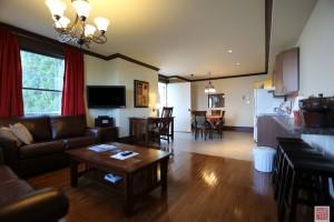 Suite Murphy des Suites des Présidents à Haileybury et Temiskaming Shores