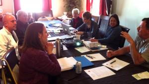 team meeting Murphy Suite - corporate stay, meeting, retreat