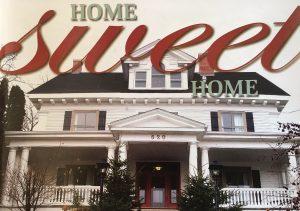 Presidents' Suites Media Coverage - cover of the Home Suite Home Magazine / couverture médiatique des Suites des Présidents