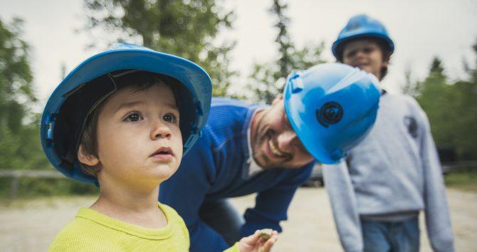 Mine souterraine à Cobalt