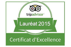 The Presidents' Suites receives the Trip Advisor 2015 Certificate of Excellence recognition 8 Les Suites des Présidents obtiennent la reconnaissance certificat d'excellence 2015 de Trip Advisor