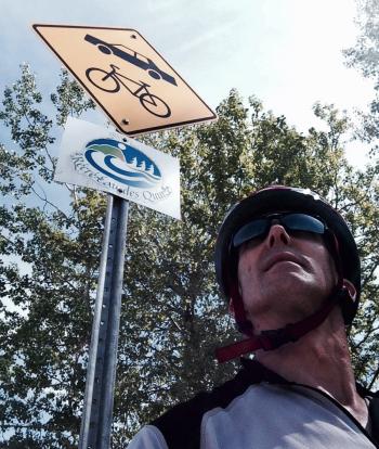 Cycling Gem: Récré-eau des Quinze