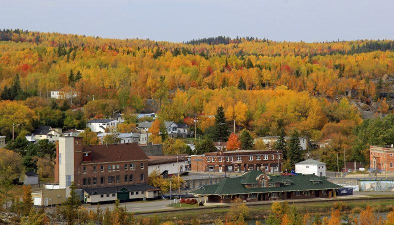Couleurs d'automne au Temiskaming