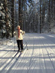 Ski de fond pour toute la famille au club Temiskaming nordique