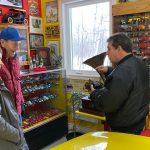 Galerie de voitures miniatures à Temiskaming Shores