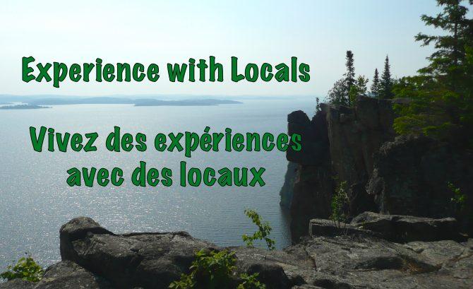 Expérience locale