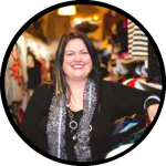 Venez vivre l'expérience de créer votre vitrine de mode avec Joline Rivard propriétaire de Once Is Not Enough Boutique