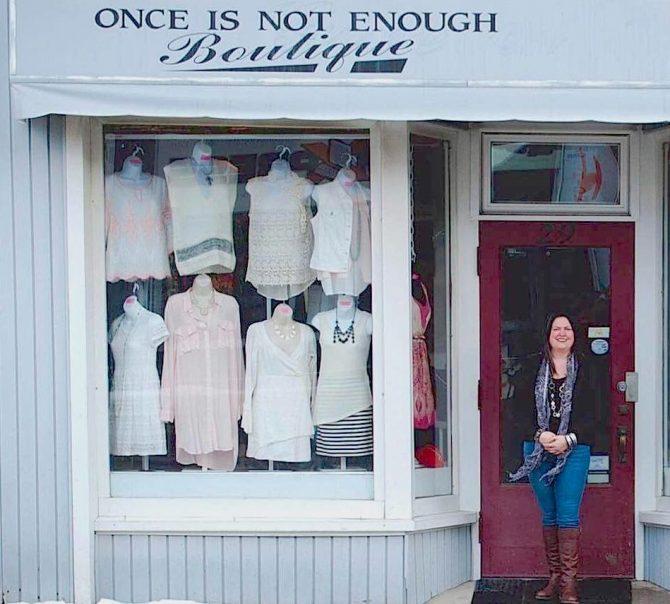 Votre vitrine de mode
