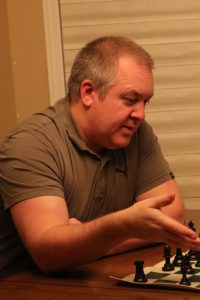 L'art des échecs avec Luc Boucher de Temiskaming Shores
