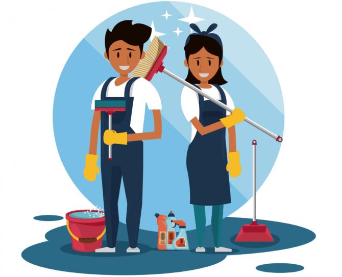 Poste entretien ménager